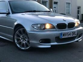 2004 ( 54 ) BMW E SERIES 320 Ci SPORT COUPE AUTO 2171cc PETROL IN SILVER FINANCE AVAILABLE