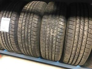 CALGARY TRAX 0774 ) 4- NEW 265/65R18 GOODYEAR WRANGLER SR-A TIRES TAKE OFF S TAKEOFFS  $ 500 set