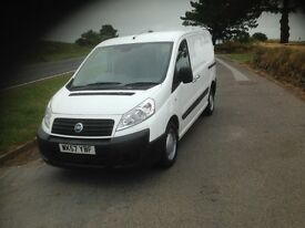FIAT SCUDO 1.6 Multijet 90 H1 Comfort Van NO VAT 6 Door Panel van