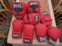 Boxing sparring equipment