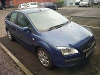 Focus December 2006 with 1 year MOT fully serviced (new catalytic converter and clutch) plus extras