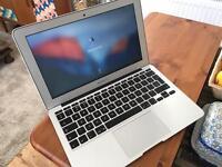 Apple MacBook Air 11.6'' Laptop 128gb, 4gb RAM (April 2014 version)