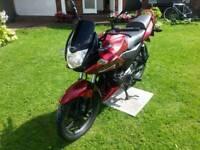 Honda CBF 2360miles
