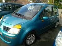 2005 Renault Modus 1.4 full mot