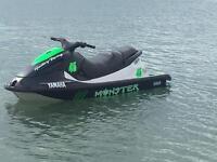 Yamaha gp760 waverunner no swap