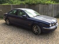 Jaguar X-Type 2.5 breaking for spares