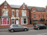 ONE BEDROOM BEDSIT * COUNCIL TAX AND WATER RATES INCLUDED * DSS ACCEPTED * CITY ROAD * FLAT 2 *
