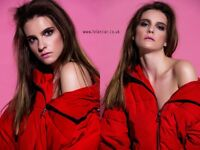 Professional Fashion & Beauty Photographer Photography with Studio in London