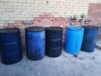 Waste engine oil
