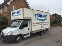 FULLY INSURED PROFESSIONAL HOUSE REMOVALS-SCRAP METAL-DELIVERY SERVICE-HOUSE CLEARANCE