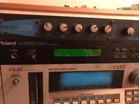 Classic Roland u-220 sound module perfect working order