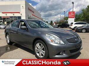 2010 Infiniti G37 X | SUNROOF | CLEAN CARPROOF | LEATHER | AWD |