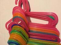 Children's Ikea coat hangers