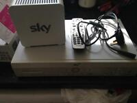 Sky lid box and internet hub