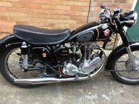 Matchless G3LS 1954