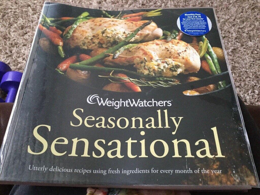 Weightwatchers cook book