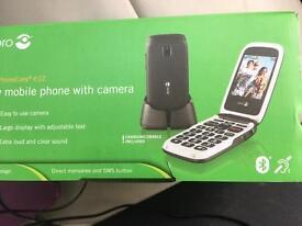 Brand new doro phone