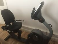 Nordic Track R105 Recumbent Bike - Almost Brand New - RRP £650
