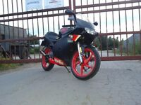 Aprilia RS50 (80cc BBK, Race crank, Yasuni pipe etc) Full Power