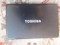 laptop thosiba p750-115 processor-i7 gen-2 6gb ram 500gb hard driver laik new