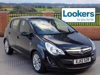 Vauxhall Corsa SE CDTI ECOFLEX S/S (black) 2012-05-11