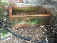 2 salt glazed sinks for sale reclamation