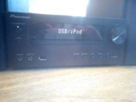 Pioneer X-HM21 DAB stereo system with USB, CD, iPod connectivity