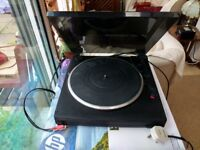 KENWOOD P-26 HI FI STEREO TURNTABLE RECORD PLAYER BOXED