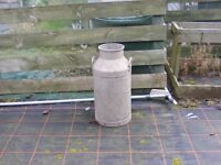 aluminium milk churn for sale