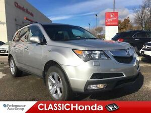 2013 Acura MDX TECH PACK | NAVI | REAR DVD | CLEAN CARPROOF