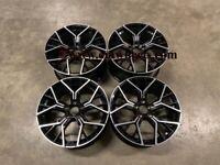 "19 20"" Inch BMW 811 Style Alloy Wheels E90 E92 E93 F10 F11 F30 F31 F32 F36 1 3 4 5 series 5x120"