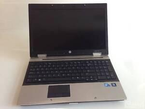 "HP 8540p - i7 - 256GB SSD - Nvidia 5100M - Cheap 15"" Laptop Waratah Newcastle Area Preview"