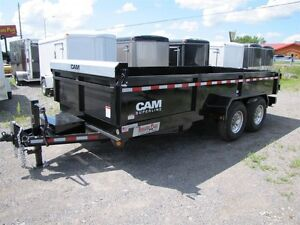 2017 CAM Superline 16ft 7Ton Equipment Trailer Order Yours Today