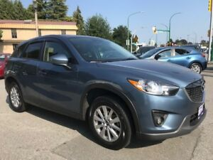 The 2014 Mazda CX-5 is an attractive, well-designed small crosso