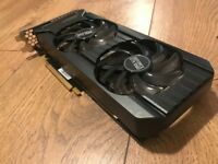 Mint As New Palit GeForce GTX 1080 Graphics Card