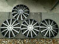 "Set of 15"" Wheel Trims"