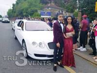 Wedding Car Hire / Prom Hire Car / Bentley / Beauford / Phantom / Ghost