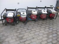 Generator waterpumps hydraupack for Export