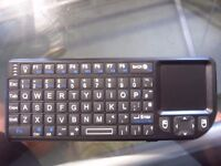 Riitek micro wireless backlit keyboard