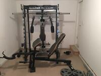 Nordic Track Smith Machine / Multi Gym
