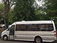 Mercedes Sprinter Golf Bus
