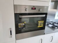 Zanussi ZOB343X Built In Single Electric Oven Stainless Steel