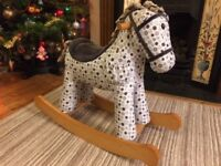 Rocking Horse (little bird told me, Dylan and Boo)