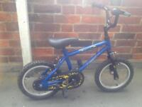 Boy or girl bikes available
