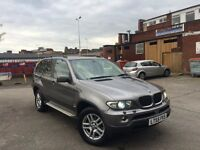 X5 3.0d 2005 AUTOMATIC SAT NAV FULLY LOADED