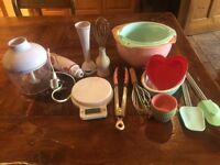Baking and cooking goods