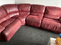 Guvnor corner sofa