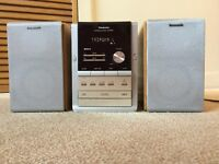 Panasonic CD MP3 Stereo System