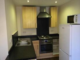 One bedroom,modern ground floor flat, within easy walking distance of town centre