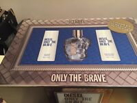Mens Diesel Only the brave fragrance set